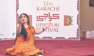 12th Karachi Literature Festival begins, organisers remember Haseena Moin