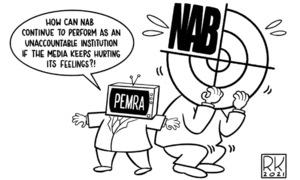 Cartoon: 28 March, 2021