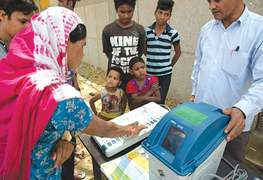 TECHNOLOGY: ELECTRONIC VOTING IS NO SILVER BULLET