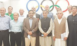 POA Working Committee holds first meeting on 14th South Asian Games
