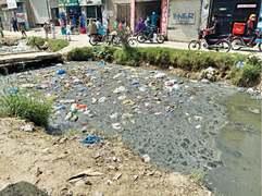 Chungi residents demand closure of life-threatening drain