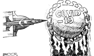 کارٹون : 30 مارچ 2021