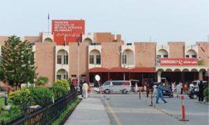 اسلام آباد: ہسپتالوں میں کووڈ مریضوں کے لیے گنجائش ختم ہونے لگی
