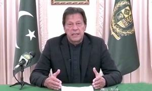 PM Imran 'puzzled at cacophony' over Pakistan's exclusion from global climate summit