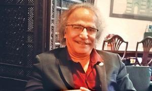 Dr Murtaza Jafri – NCA principal strives for revival of dying arts