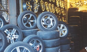 Cheap Chinese tyres flood local markets