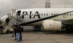 پی آئی اے  نے 'عملے میں بے چینی پھیلانے پر' پالپا کے صدر کو معطل کردیا