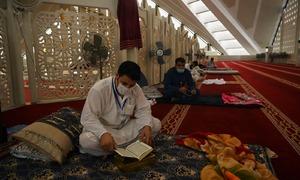 رمضان المبارک میں مساجد میں نماز و اعتکاف کے حوالے سے ایس او پیز کا اعلان