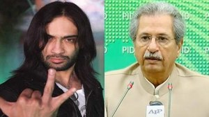 'You will regret it': Waqar Zaka responds to Shafqat Mahmood on decision regarding exams