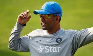 MS Dhoni to produce India's first animated spy series