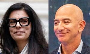 دنیا کی امیر ترین خاتون کی دولت امیر ترین مرد کے مقابلے میں 100 ارب ڈالر کم