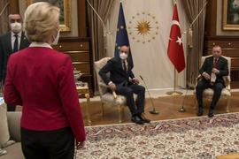 Turkey puts blame for 'sofagate' fiasco on EU