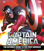 Book review: Captain America: The Ultimate Guide To The First Avenger