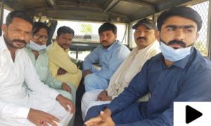 ڈسکہ میں ضمنی الیکشن کے دوران 9 افراد اسلحہ سمیت گرفتار