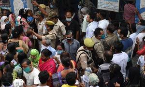 بھارت: مغربی بنگال کے انتخابات میں خونریزی، 5 افراد ہلاک