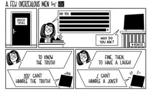 Cartoon: 11 April, 2021