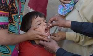 Anti-polio campaign starts in Balochistan today