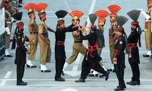 Pakistan-India peace