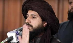 تحریک لبیک کے امیر سعد رضوی کو لاہور میں گرفتار کر لیا گیا