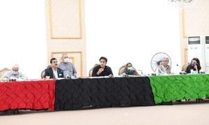 پیپلز پارٹی رہنماؤں نے پی ڈی ایم سربراہ مولانا فضل الرحمٰن کو استعفے بھجوادیے