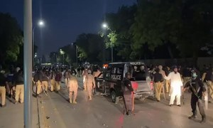 Cop killed, 40 others injured in Lahore as TLP protests against Rizvi's detention continue for 2nd day