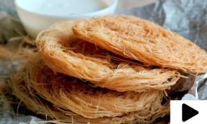 کھجلہ اور پھینی ماہ رمضان کی خاص سوغات
