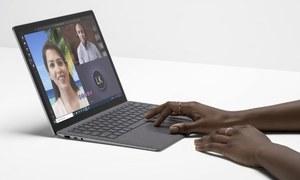 مائیکرو سافٹ کا نیپ سرفیس 4 لیپ ٹاپ متعارف