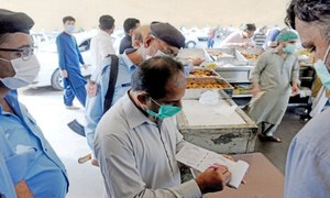 Pindi reports highest Covid-19 cases in single day