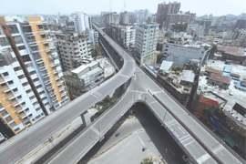 Dhaka turns into ghost city as BD enforces tough lockdown