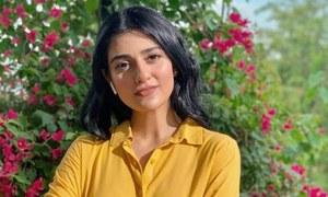 سارہ خان ناسازی طبیعت کے باعث ہسپتال میں داخل