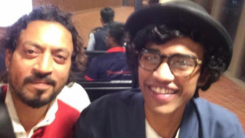 Irrfan Khan's wife wrote a poem about how their son cries all night at the loss of his father
