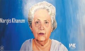 Murals of great women