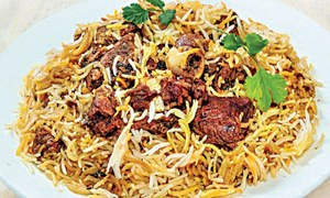 EPICURIOUS: PILE ON FOR PULAO