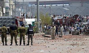 حکومت، کالعدم تحریک لبیک پاکستان کے مابین مذاکرات کا آغاز