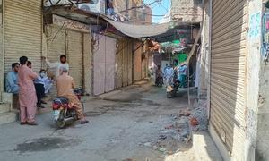مذہبی رہنماؤں کی اپیل پر ملک کے مختلف شہروں میں جزوی ہڑتال