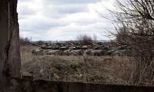 150,000 Russian troops deployed near Ukraine's borders: EU