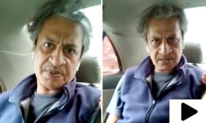 سینیئر صحافی ابصارعالم قاتلانہ حملے میں زخمی، ہسپتال منتقل