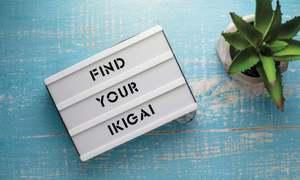 Ikigai — the formula of happiness