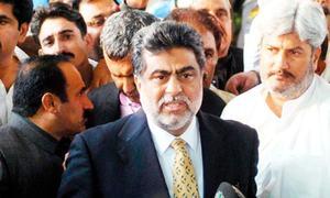 یار محمد رند کی وزیر اعظم کے معاون خصوصی کے عہدے سے مستعفی ہونے کی دھمکی