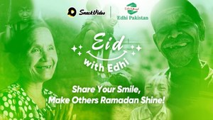 SnackVideo and Edhi foundation's fundraising campaign has raised over Rs5 million in 7 days