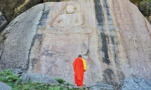 Swat valley most venerable place for Buddhists, say Lankan monks