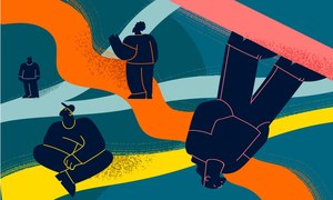 URBANITY: THE PURPOSEFULNESS OF AIMLESS WALKING