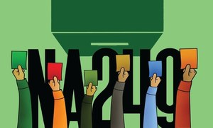 All eyes on Karachi as country's main political parties compete in NA-249 by-polls