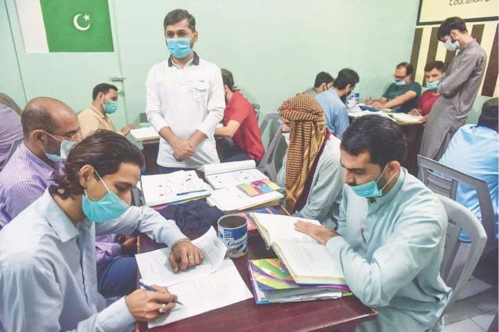 Rehabilitation programme in Karachi's Central Jail proving game-changer for prisoners