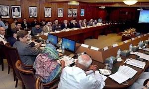 سندھ کابینہ کی کورونا ایس او پیز پر عملدرآمد کروانے کیلئے پاک فوج کی خدمات لینے کی منظوری