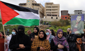 اسرائیل نسلی، مذہبی بنیاد پر جرائم کا مرتکب ہو رہا ہے، ایچ آر ڈبلیو
