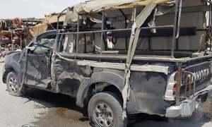 بلوچستان: قلعہ عبداللہ میں دھماکا، پولیس اہلکار جاں بحق