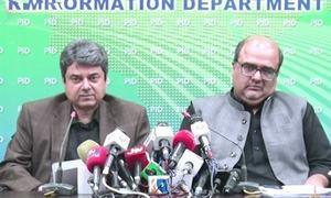 فروغ نسیم، شہزاد اکبر نے سابق ڈی جی ایف آئی اے کے بیان کی تردید کردی