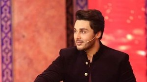 Ahsan Khan is launching his own clothing brand but you've seen the designs before