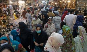 Violation of SOPs: 'Selective' action imperils lives of market-goers in Lahore